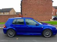 Volkswagen Golf R32 4Motion Recaro Wingback Seats Manual (Evo gti)