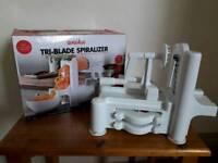 Tri-Blade Spiralizer