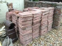 Paving slabs about 600 hundred