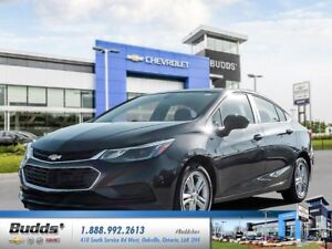2017 Chevrolet Cruze LT Auto 0.9% for up to 24 months O.A.C.!
