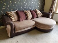 4 seater DFS sofa for sale