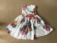 Joules 3 years girls dress