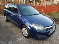 vauxhall astra 1.8 estate automatic only 79000 miles and mot until jan 18