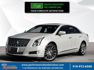 2013 Cadillac XTS Platinum Collection ***NAV, leather, Moonroof*