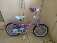 "Disney Fairies Tinkerbell Bike 12"""