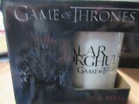 BNWT Game of Thrones Mugs