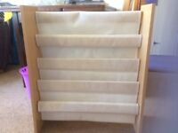 Children's Sling Bookcase