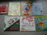 Bundle of Kids Picture Story Books