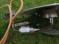 Maywick gas chick heater/brooder chickens,pheasants etc