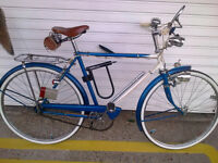 VINTAGE BICYCLES WANTED