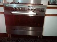 Range cooker baiumatic bt2530ss