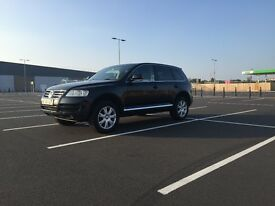 VW TOUAREG 2.5 TDI - Automatic (LOW TAX)