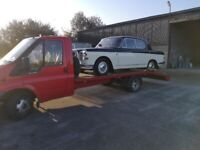 CAR RECOVERY / VEHICLE TRANSPORT / 24 HOUR BREAKDOWN SERVICE