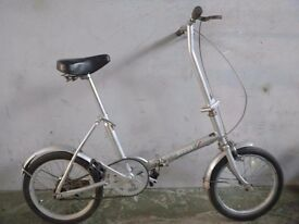 Folding bike 2901A