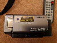Sony DCR-SR55E Hard Disc Drive Handycam Camcorder with X25 Zoom
