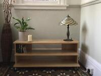 TV stand, coffee table - solid wood