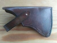 Gransfors Bruks small forest axe vegetable tanned leather sheath/cover