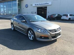 2012 Volkswagen CC Highline 2.0T 6sp