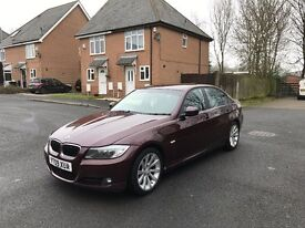 2009 BMW 3 Series 2.0 318d SE 4dr