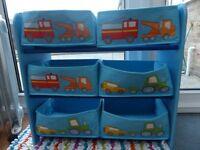 Children Toys Storage Unit - Transport decoration