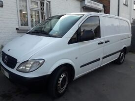 """REDUCED"" MERCEDES BENZ VITO"