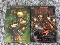 Dark Wolverine Graphic Novels / Comics