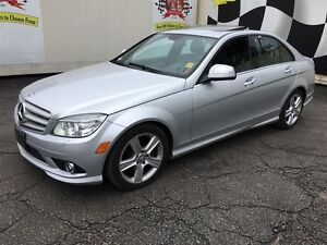 2008 Mercedes-Benz C-Class 3.0L,Navigation, Leather, Sunroof, AW