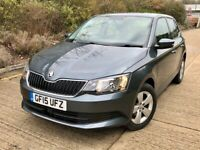 2015 Skoda Fabia 1.0 Petrol | £20 Road Tax