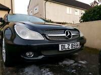 Mercedes cls500 very good condition