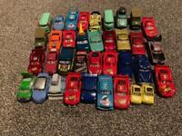 Disney lenticular 1:55 diecast cars