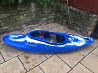 Dagger Juice 7.1 Kayak (and poss Werner paddle)
