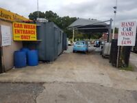 CAR WASH TO RENT