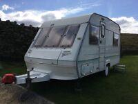 Marauder Gold 4 Berth Caravan, Ideal for starter Caravan