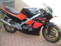 HONDA VFR 400R NC21 MOTORCYCLE V5 & KEY SPARES REPAIRS RESTORATION £375 ono