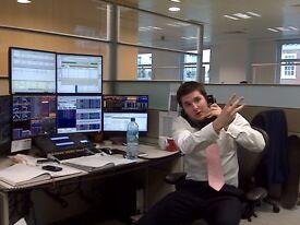 Trainee Stock Broker - No Experience Needed - London