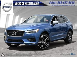 2018 Volvo XC60 T6 AWD R-Design from 0.9%-6Yr/160,000- PreOwned