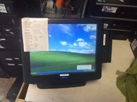 "15"" COMPLETE TOUCH EPOS TILL SYSTEM, Printer"