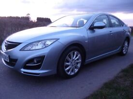 2010/60 MAZDA 6 TS2 TURBO DIESEL 2.2 5DR HATCHBACK - FACELIFT - FULL HISTORY / 1 OWNER *CHEAP*