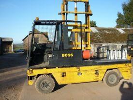 2 Tonne Boss Side Loader