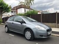 Fiat punto active grey 2008 petrol 1.2 one years fresh mot very clean and tidy