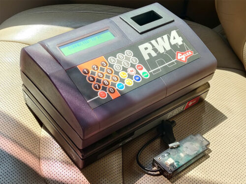 SILCA RW4 + P-BOX (with SNOOP) cloning machine for duplicating transponder