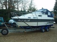 Boat Transport Recovery Service - All UK - All keels -piggyback service - Goods In Transit