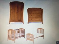 Mamas and Papas Fern Children's Bedroom Set