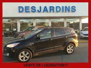 2014 Ford ESCAPE AWD SE BANC EN CUIR / NAVIGATION / ECRAN MYFORD