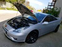 TOYOTA CELICA 2004 RED EDITION! 90K - 1YR MOT - MINT CONDITION