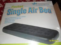 new single air bed