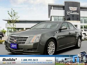 2011 Cadillac CTS 3.0 Safety and Re-Conditioned