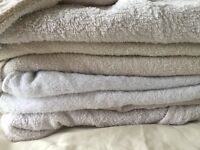 Baby towels with hoods x7