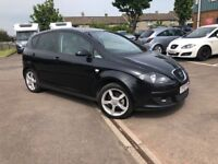 STUNNING SEAT ALTEA 2.0 TDI 6 SPEED GEARBOX - COMES WITH 1 YEAR MOT+FULLY SERVICED+3 MONTHS WARRANTY