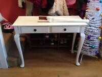 Console Table (upcycle project)